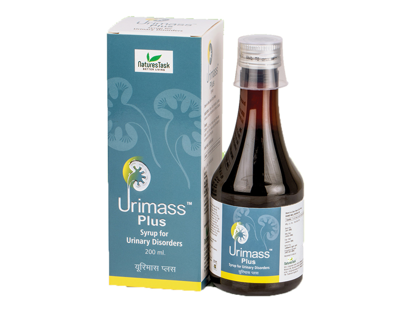 Syrup for Urinary Disorders